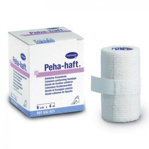 Hartmann, Peha-haft эластичный бинт 4*400 см