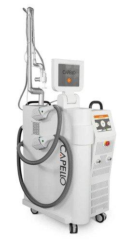 Фракционный CO2 лазер с технологией E-LIGHT CAPELLO Bravo
