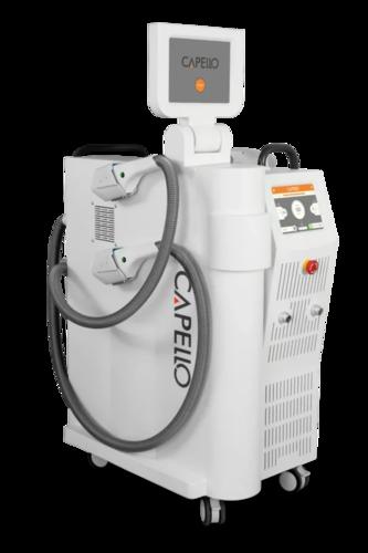 Неодимовый лазер с технологией E-LIGHT CAPELLO Multy