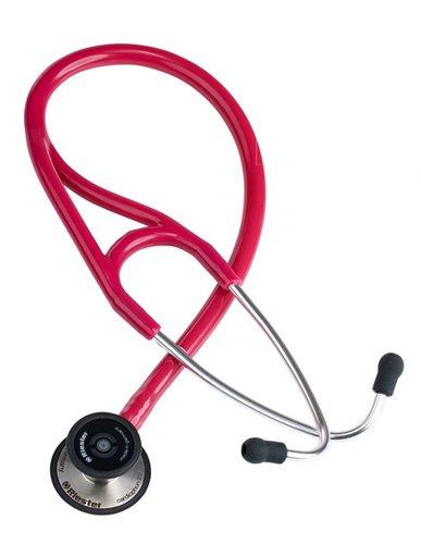 стетоскоп Cardiophon 2.0 из нержавеющей стали бордовый, Riester