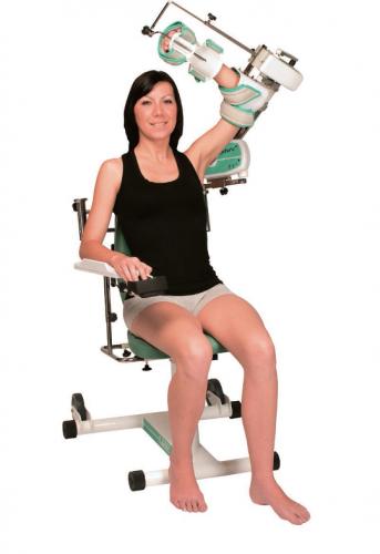 Реабилитационный тренажер для пассивной разработки плечевого и локтевого суставов. Centura 5 Shoulder-Elbow