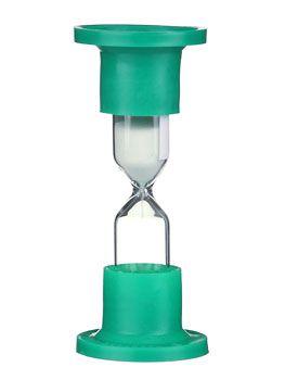 Часы песочные лабораторные стекло/пластик на 2 минуты