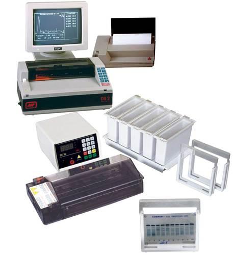 Полуавтоматическая система на агарозе CORMAY DS-2, система электрофореза.