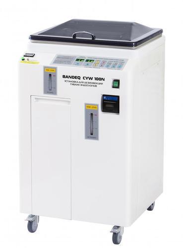 Установка для мойки гибких эндоскопов (в т.ч. бронхоскопов) серии BANDEQ, модель CYW-100N с принадлежностями