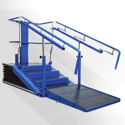 Динамический тренажер лестница-брусья Alter Step
