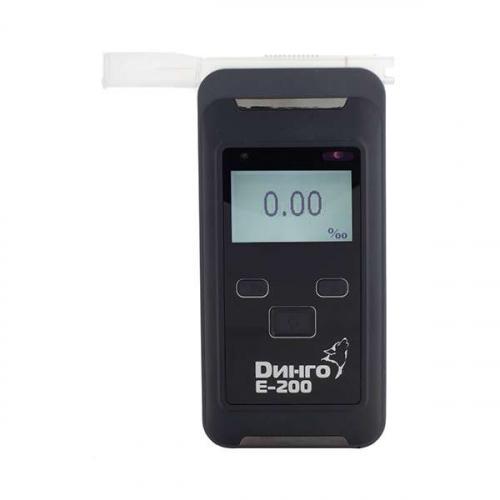 Анализатор паров этанола Динго Е-200В, с кабелем для ПК