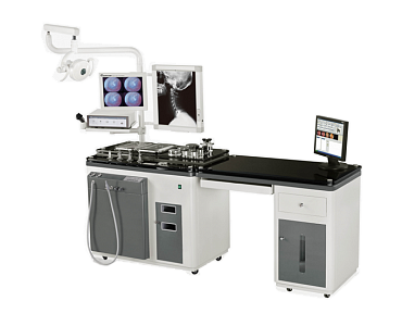 Рабочее место оториноларинголога Dixion ST- E600: вариант исполнения Dixion ST-E600