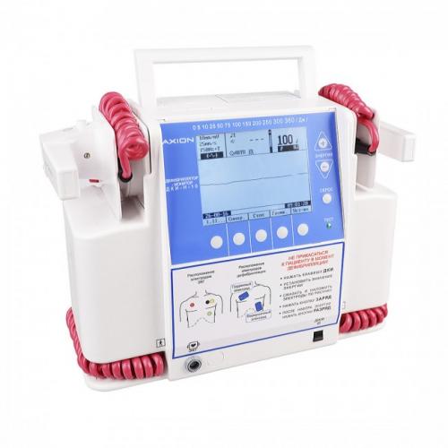 Дефибриллятор-монитор ДКИ-Н-10 «АКСИОН» с ЭКГ-монитором