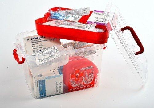 Набор первой помощи при анафилактическом шоке
