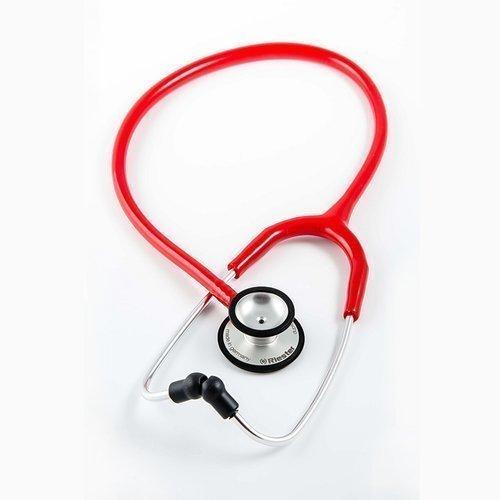 стетоскоп Duplex 2.0 Baby (детский) нержавеющая сталь красный, Riester