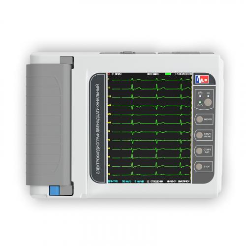 Электрокардиограф ЭК12Т-01-Р-Д/260