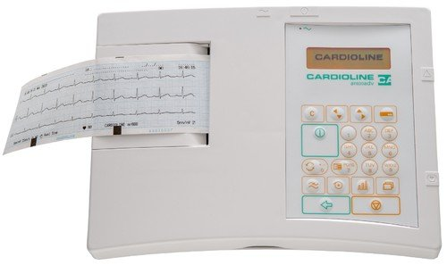 Cardioline AR 600 adv package электрокардиограф 3-канальный