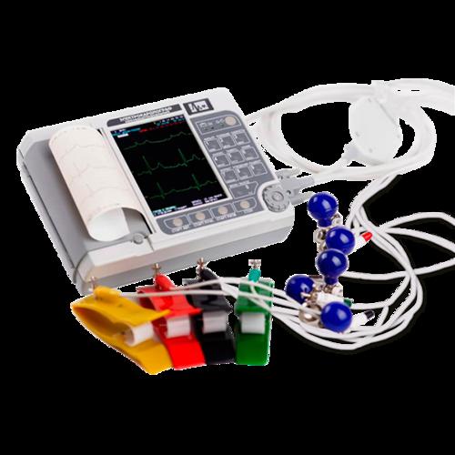 Электрокардиограф ЭК12Т-01-Р-Д G0500, экран 141 мм, полная интерпретация