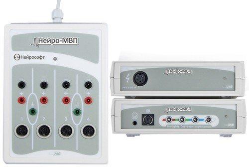 Нейро-МВП-4, электронейромиограф, 4 канала