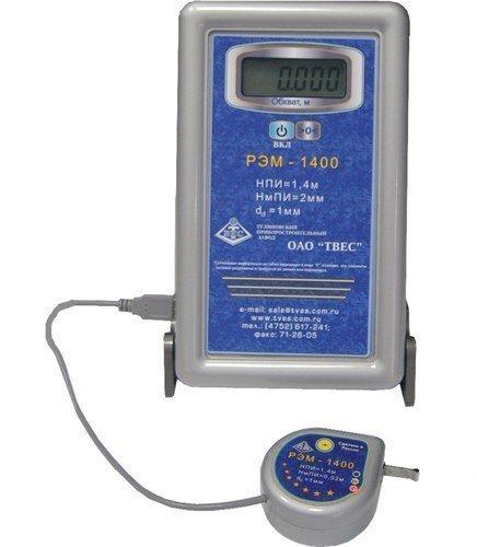 Рулетка электронная медицинская РЭМ-1400-1-И по ТУ 9442-042-00226454-2011