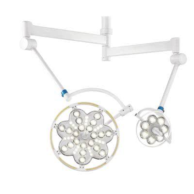 Эмалед 300/200, потолочный двухкупольный светильник без аварийного питания