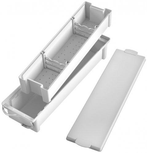 Емкость-контейнер длинномерный с подставкой  ЕДПО-10Д-01, 10 л