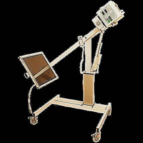 Универсальный мобильный цифровой рентген-комплекс с функцией флюорографии, модель: EPX, Ecotron