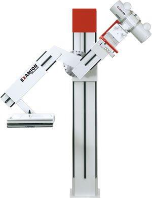 Examion Standart, универсальная цифровая рентгенодиагностическая система с интегрированным DR детектором