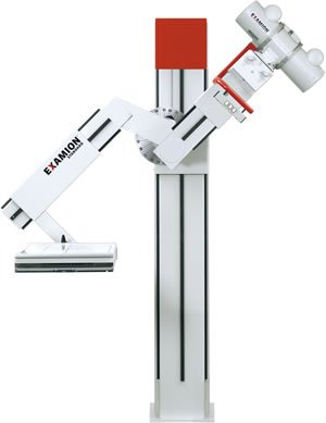Examion Standart, система рентгенодиагност. универс., с DR детектором