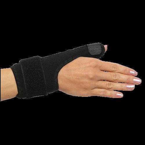 Бандаж для пястно-фалангового сустава черн., F-207