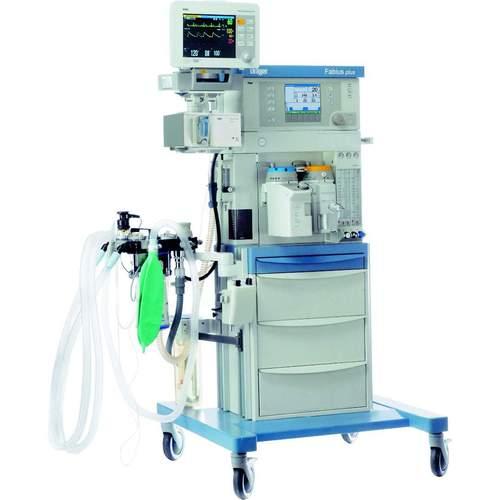 Наркозно-дыхательный аппарат Fabius Plus, Drager