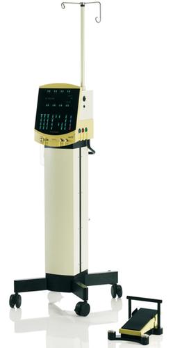 Система офтальмологическая хирургическая Faros для проведения операций на переднем отрезке глаза, со стандартным комплектом инструментов (1 набор для катаракты + 1 набор для витректомии) OERTLi Insteumente AG