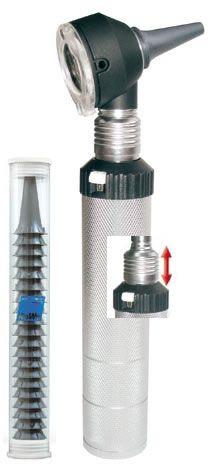 Отоскоп COMBILIGHT (Комбилайт) ФО 30, ксенон 2,5В, металл