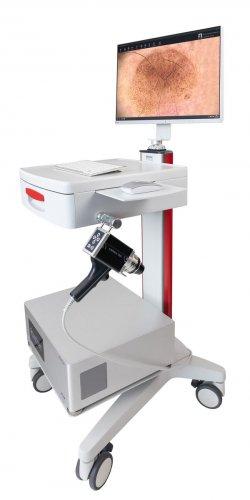 """Видеодерматоскоп """"Фотофайндер дермоскоуп"""" (Videodermatoscope """"FotoFinder dermoscope"""") с принадлежностями"""