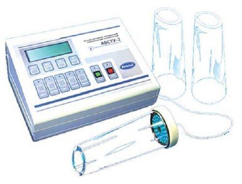 Аппарат для лечения эректильной дисфункции «ФОТОЛОД» ЛОД   (локальное отрицательное давление) + ФОТО - терапия  синим и инфракрасным диапазоном.