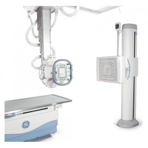 GE Definium 8000, аппарат рентгеновский стационарный, цифровой