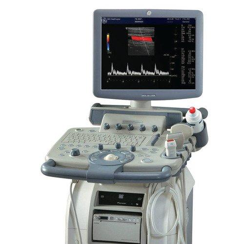 GE Logiq C-5 Premium ультразвуковая система (УЗИ) в комплекте с 4мя датчиками