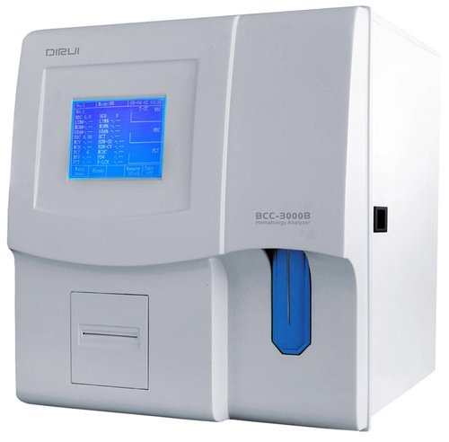 Гематологический анализатор автоматический BCC-3000B Dirui