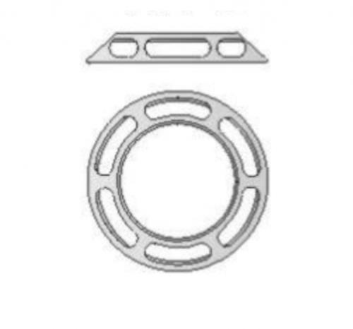 Кольцо глазное КГ-1*, D 19 мм