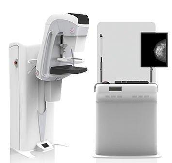 МАММОСКАН, рентгенографический цифровой маммограф