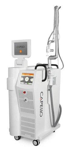 Диодный и фракционный СО2 лазер CAPELLO Grande LUXE