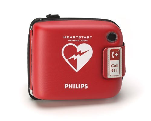 Дефибриллятор Philips HeartStart FRx с принадлежностями