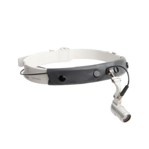 Налобный осветитель LED MicroLight, Li-Ion аккумулятор, зарядное устр.