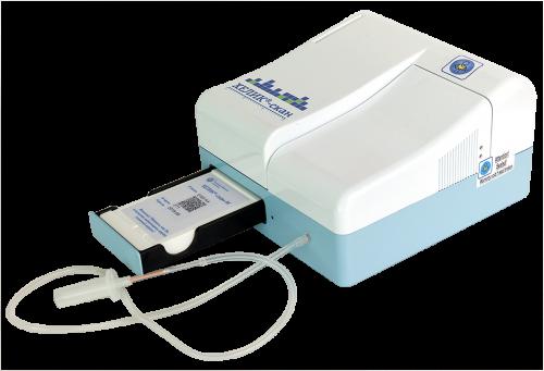 ХЕЛИК скан-М cистема комбинированная с набором для проведения 50 обследований