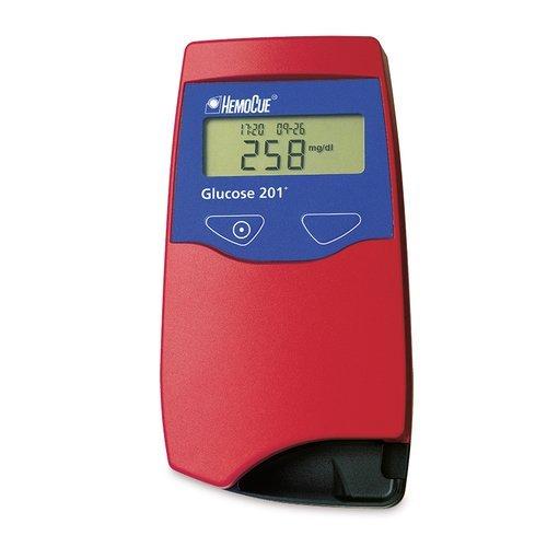 Анализатор для определения глюкозы HemoCue Gl201+