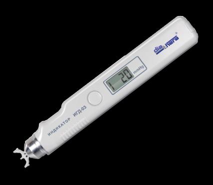 Контактный портат. индикатор внутриглазного давления  ИГД-03 Diathera