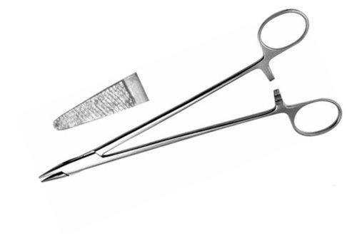 25-133 Держатель: Needle Holders 200мм (Иглодержатель , 200 мм.)