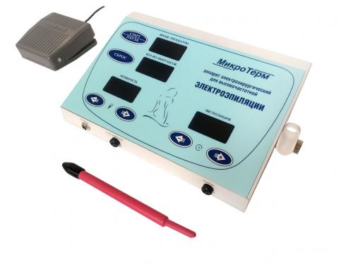 Игольчатый электроэпилятор МикроТерм (Флеш)