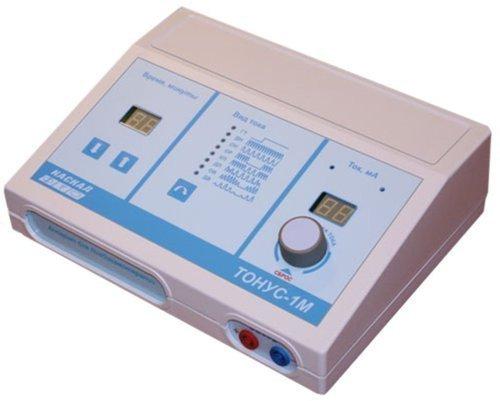Аппарат для терапии диадинамическими токами и гальванизации ДДТ-50-8 «ТОНУС-1М»
