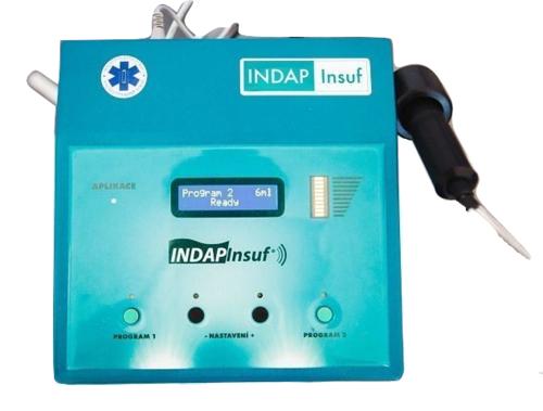 Аппарат для дозировки подкожных инъекций углекислого газа CO2 INDAP Insuf