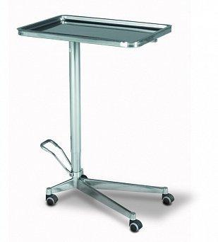 Инструментальный медицинский стол и тележка 16-FP442
