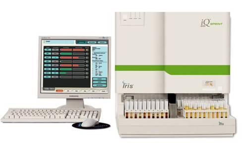 Автоматический анализатор микроскопии мочи  с принадлежностями iQ200 SPRINT