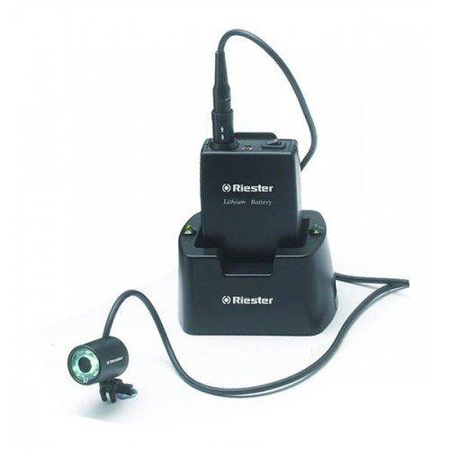 Осветитель для лупы K-LED 3 Вт, Li-Ion аккумулятор ,зарядное устр.
