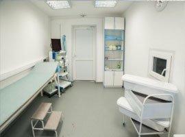 Оснащение кабинета гастроэнтеролога