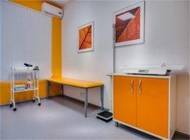 Оснащение кабинета терапевта